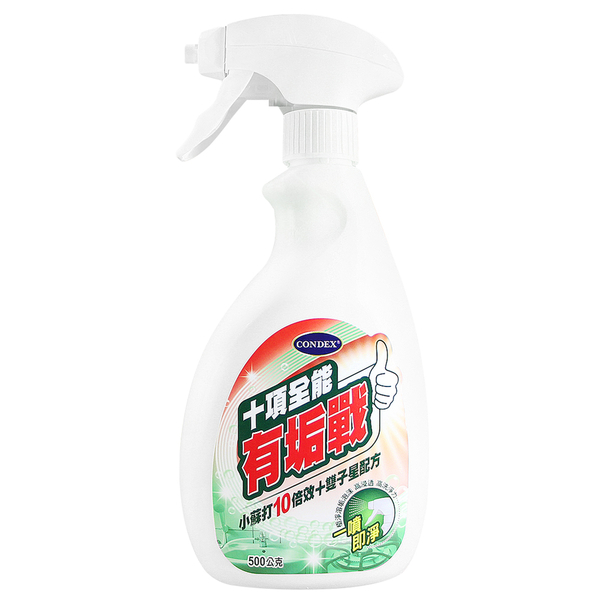 JoyLife嚴選 十項全能小蘇打加強版全能去污王/去污清潔劑500ml(MP0334)