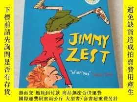 二手書博民逛書店JIMMY罕見ZEST:吉米·澤斯特Y212829