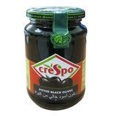 西班牙瑰寶去籽黑橄欖354g