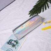 日韓創意韓國簡約鐳射圓筒大容量筆袋男女初中小學學生文具袋收納 英雄聯盟
