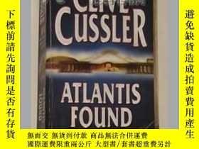 二手書博民逛書店《罕見Atlantis Found 》[Paperback] C