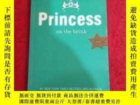 二手書博民逛書店Princess罕見on the brink(邊緣上的公主)Y146690