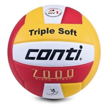 日本超細纖維結構專利排球(5號球) 白/黃/紅