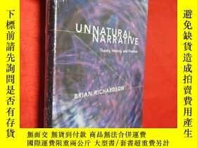 二手書博民逛書店Unnatural罕見Narrative: Theory, Hi