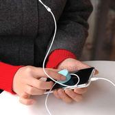 【BlueCat】韓國首選 WM Winder甜點馬卡龍螢幕擦MP3耳機集線器 捲線器 繞線器
