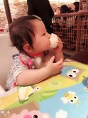 韓國 K-MOM 餐墊寶寶兒童一次性幼兒便攜餐桌墊桌布桌墊防水20片