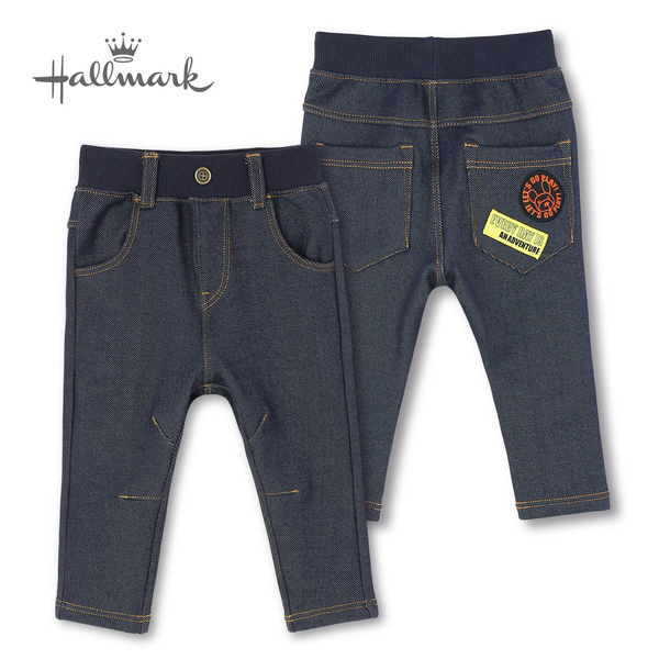 Hallmark Babies 秋冬男童CHIC長褲 HH3-R03-21-KB-DG