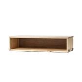 【本月家具特惠7折起】SOHO橡膠木單層櫃-生活工場