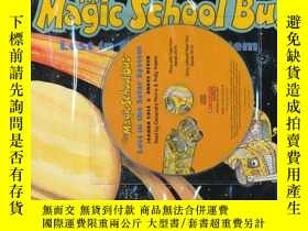 二手書博民逛書店The罕見Magic School Bus: Lost in the Solar System Audio CD