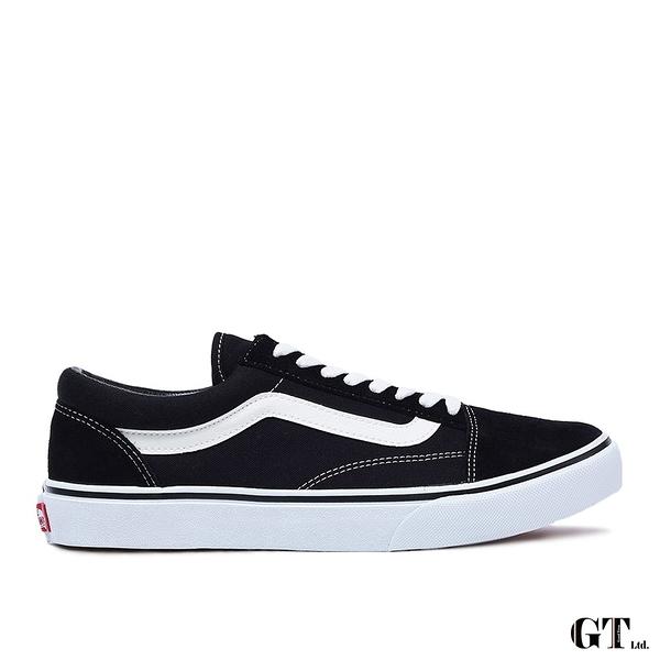 【GT】Vans Old Skool DX V36CL 黑白 男鞋 女鞋 日版 低筒 基本款 經典款 運動鞋 滑板鞋 情侶鞋 休閒鞋