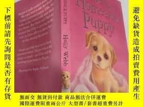 二手書博民逛書店ellie罕見the homesick puppy 想家的小狗埃莉Y200392