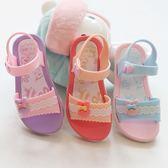 沙灘鞋兒童塑料涼鞋女孩中小童鞋韓版