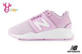 New Balance 247 中童 限量時尚運動鞋 慢跑鞋 親子鞋 O8565#粉紅◆OSOME奧森鞋業