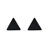 耳環 簡約 輕巧 三角形 幾何 六邊形 甜美 氣質 耳釘 耳環 【SE710】 BOBI  3/27