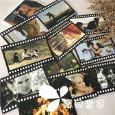 歐美電影經典臺詞文字明信片國外勵志高考正能量盒裝卡片英倫賀卡