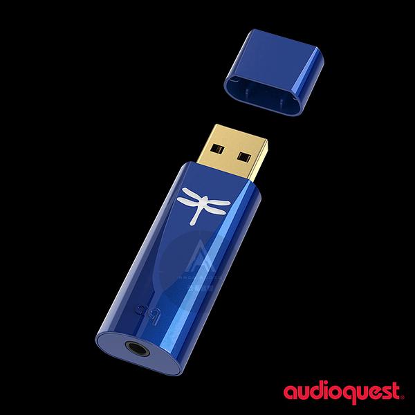 Audioquest DragonFly Cobalt USB DAC 藍蜻蜓 3.5mm 數位類比轉換器 耳擴 數位前級處理
