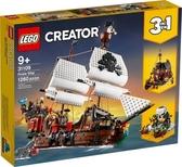【LEGO樂高】 CREATOR 海盜船 # 31109