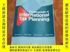 二手書博民逛書店International罕見Tax PlanningY278399 出版2017