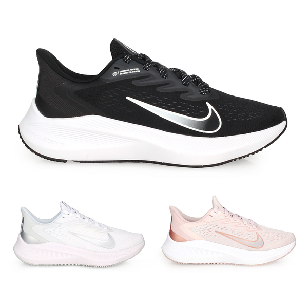 NIKE WMNS ZOOM WINFLO 7 女慢跑鞋(免運 路跑 運動鞋 輕量 氣墊≡體院≡ CJ0302