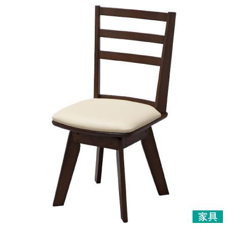 ◎可旋轉式餐椅 ROA MBR NITORI宜得利家居