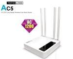 【TOTOLINK】 AC5 AC1200 超世代無線路由器