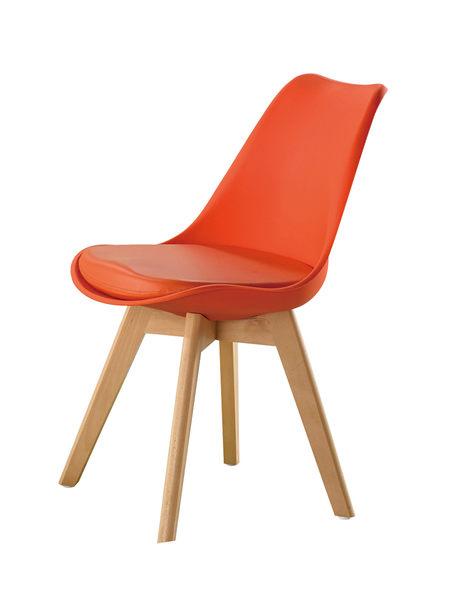 【南洋風休閒傢俱】造型椅系列 – 波爾休閒椅 塑料餐椅 休閒餐椅 新式筷子腳椅 洽談椅(538-10)