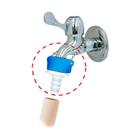 特力屋水栓用珠鍊型套管接頭