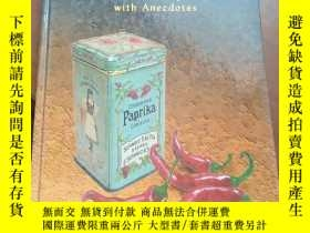 二手書博民逛書店Paprika罕見on the Dinner Table....Oid Dishes Spiced with An