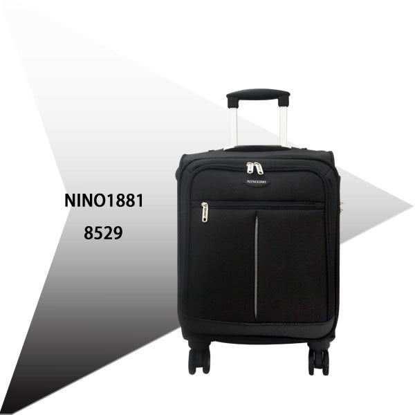 行李箱 NINO1881 台灣製 多色 布箱 商務箱 旅行箱 19吋 行李箱 8529