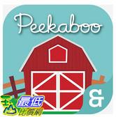 [106美國暢銷兒童軟體] Peekaboo Barn