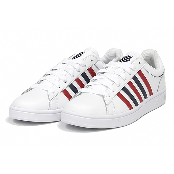 K-SWISS COURT WINSTON 休閒鞋 男款 06154162 紅藍