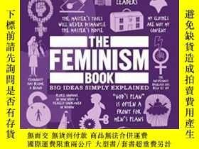 二手書博民逛書店The罕見Feminism BookY364153 Dk Dk 出版2019