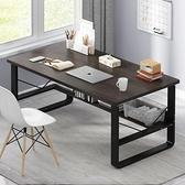 電腦桌 電腦桌簡約台式辦公桌家用學生簡易書桌租房臥室寫字桌學習小桌子【快速出貨】