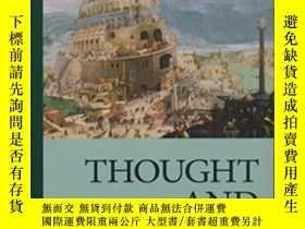 二手書博民逛書店Thought罕見And World: The Hidden N