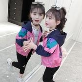 女童外套秋裝2020新款韓版兒童洋氣秋季上衣中大童女孩春秋潮童裝