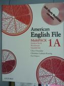 【書寶二手書T7/語言學習_PMV】American English File: MultiPack 1A_Clive