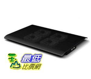 [東京直購] Game Hunter Sony PS3 PS4 專用 超靜音 散熱墊 含水平靜音風扇 4 組 + 防滑墊