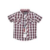 mothercare 帥氣格紋襯衫+網球T-暑假假期(M0LF414)12M~5A