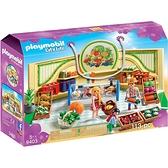 playmobil 購物趣 蔬果店_PM09403