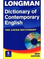 二手書博民逛書店《Longman Dictionary of Contemporary English 4 with CD》 R2Y ISBN:0582776465