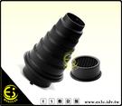 ES數位館 GODOX 神牛 SN-01 大型 蜂巢束光罩 束光筒 豬鼻 EX400 EX600 D500 Bowens Fomex Aurora SN01