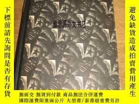 二手書博民逛書店【罕見】1930年紐約出版《Lynd Ward林德·沃德(肯德爾