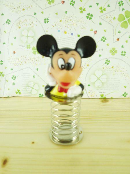 【震撼精品百貨】Micky Mouse_米奇/米妮 ~彈跳文件夾-米奇