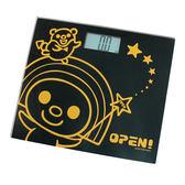 OPEN!電子體重計 HW-916OP