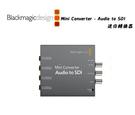 【EC數位】Blackmagic 黑魔法 Mini Converter Audio TO SDI 2 迷你轉換器