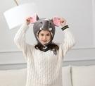 【單一款】大象造型頭帽 變裝帽 拍照裝飾品 聖誕節交換禮物 尾牙春酒派對表演 搞怪道具