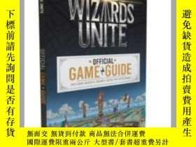 二手書博民逛書店Wizards罕見Unite: Official Game Gu