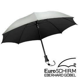 EuroSCHIRM 戶外專用風暴傘(銀)UPF 50+ W208-SI17 防風 防爆