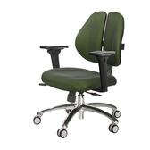 GXG 人體工學 雙背椅 (鋁腳/3D升降扶手)TW-2991 LU9#訂購備註顏色