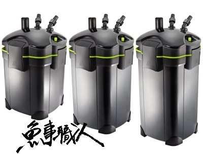 台灣RIO【UV桶式過濾器 UC-1500 (含6W殺菌燈)】外置式過濾 圓桶 圓筒 可外接CO2設備 魚事職人